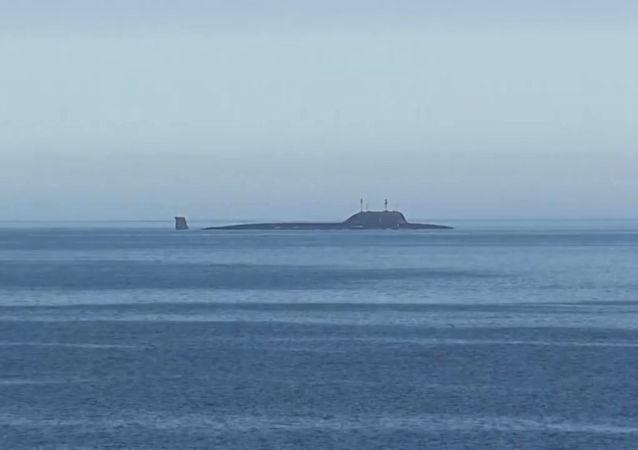 Sottomarino Severodvinsk