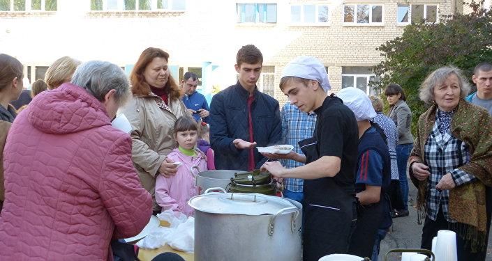 Le elezioni nel Donbass, il due ottobre.