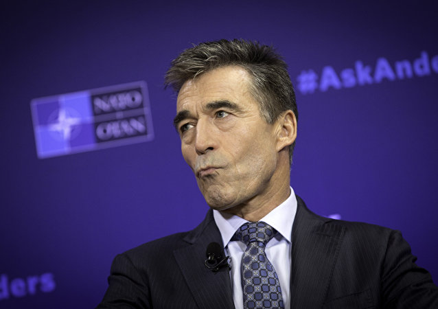 Ex secretario generale di NATO  Anders Fogh Rasmussen