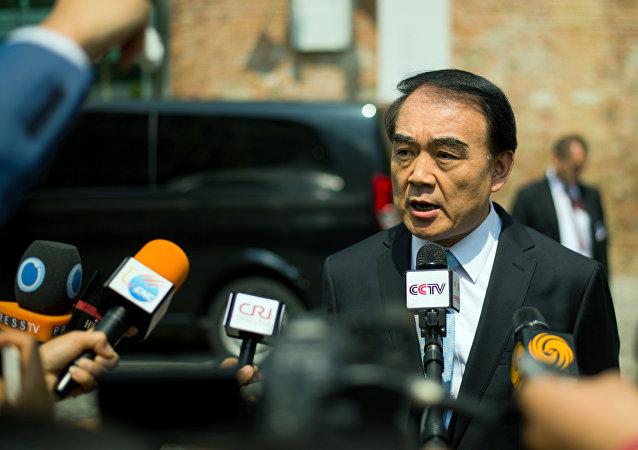 Il ministro degli Esteri cinese Li Baodong