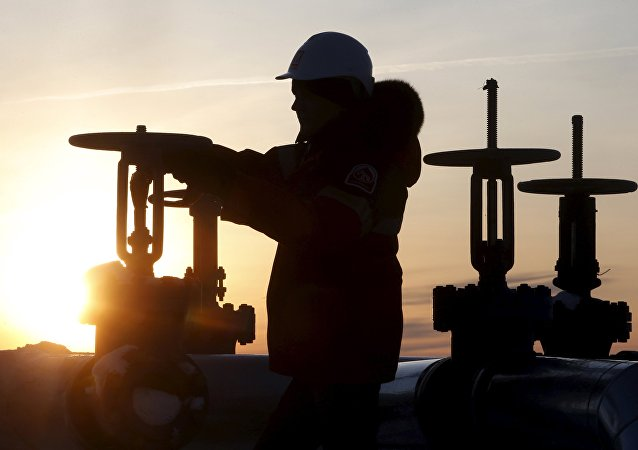 Impianti petroliferi in Russia