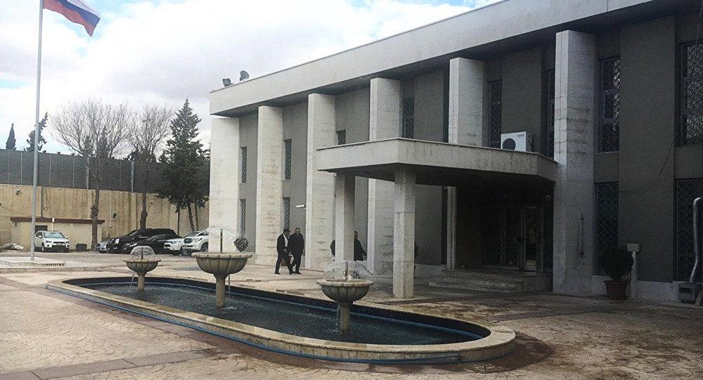 Ambasciata della Russia in Siria