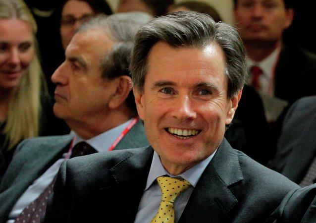 L'ex capo del MI6 Sir John Sawers