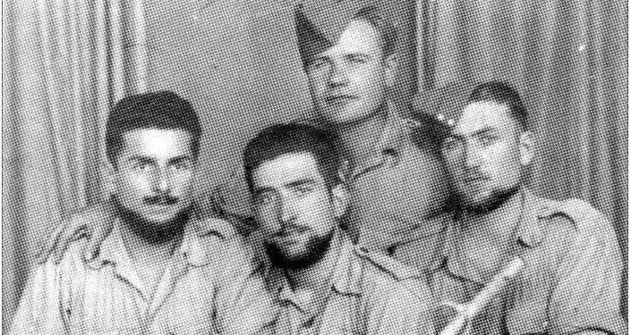 Partigiani sovietici a Lucca