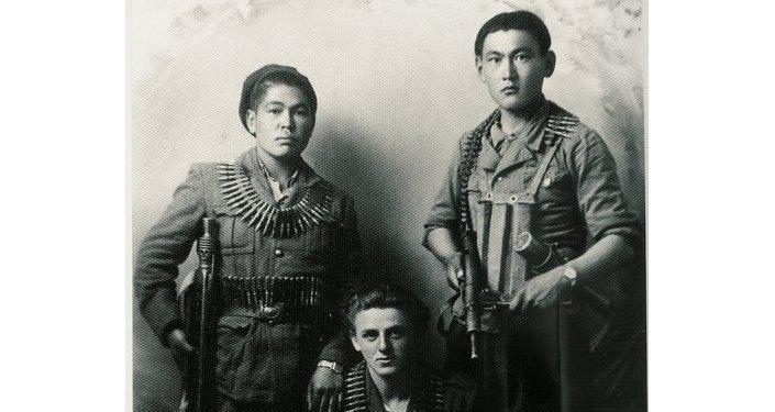 Partigiani sovietici