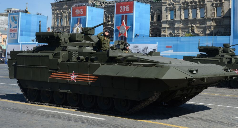Prove Parata della Vittoria, Mosca - Piazza Rossa