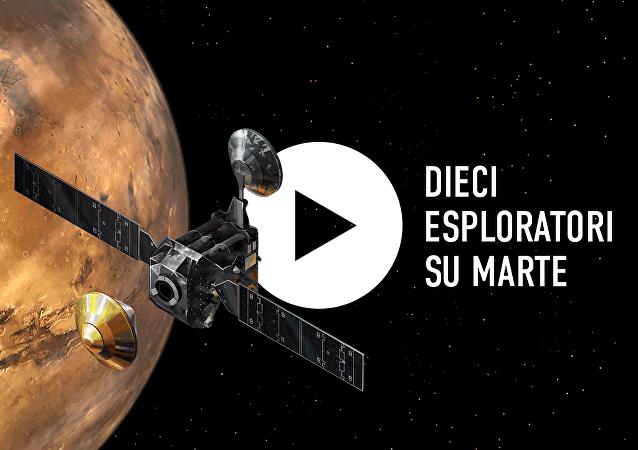 Dieci Esploratori su Marte