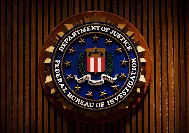 Emblema dell'FBI