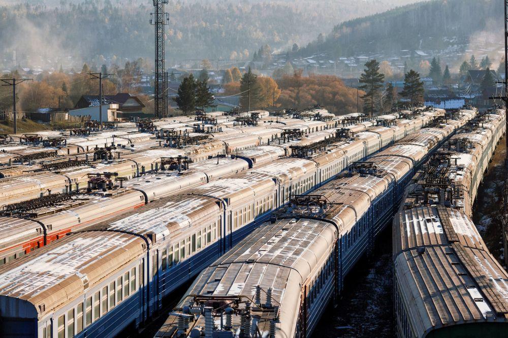 In viaggio sulla Transiberiana orientale