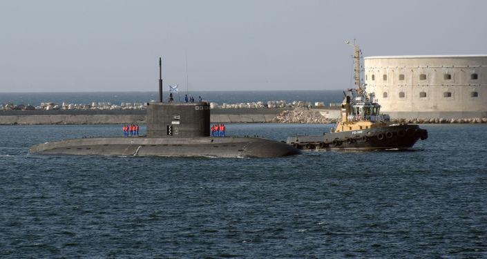 Sottomarino Novorossiysk