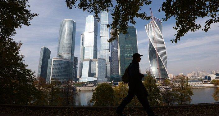 Moscow-City, il cuore finanziario di Mosca
