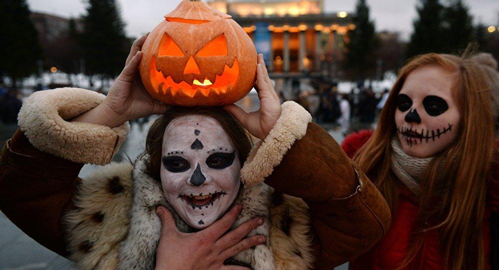 Halloween a Mosca