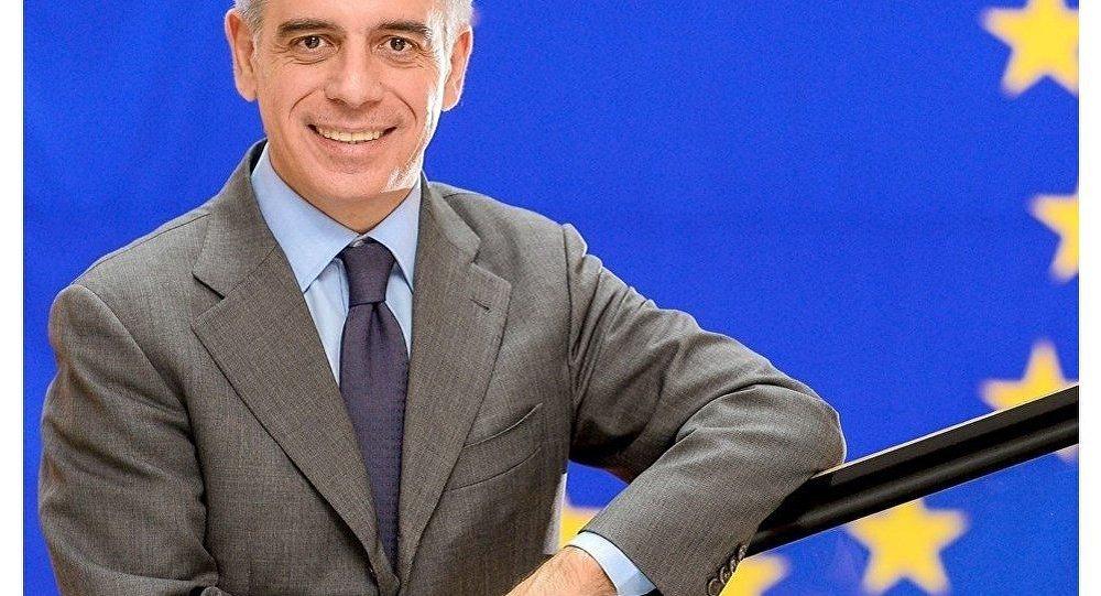 Stefano Maullu, eurodeputato di Forza Italia