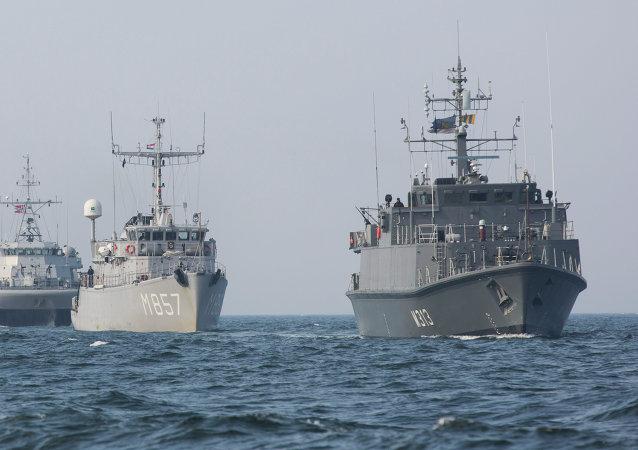 FFlottiglia di cacciamine Nato