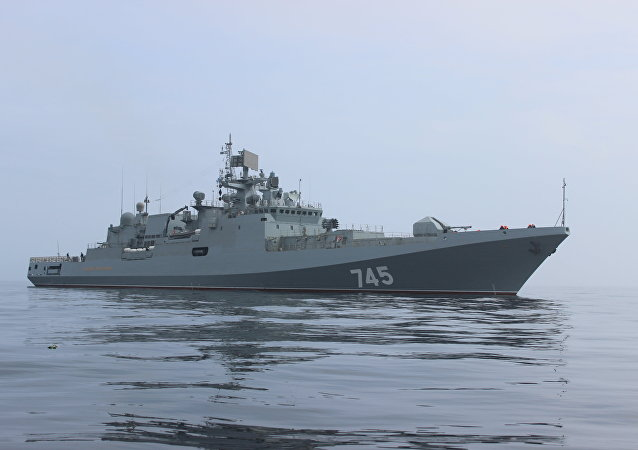 Ammiraglio Grigorovich