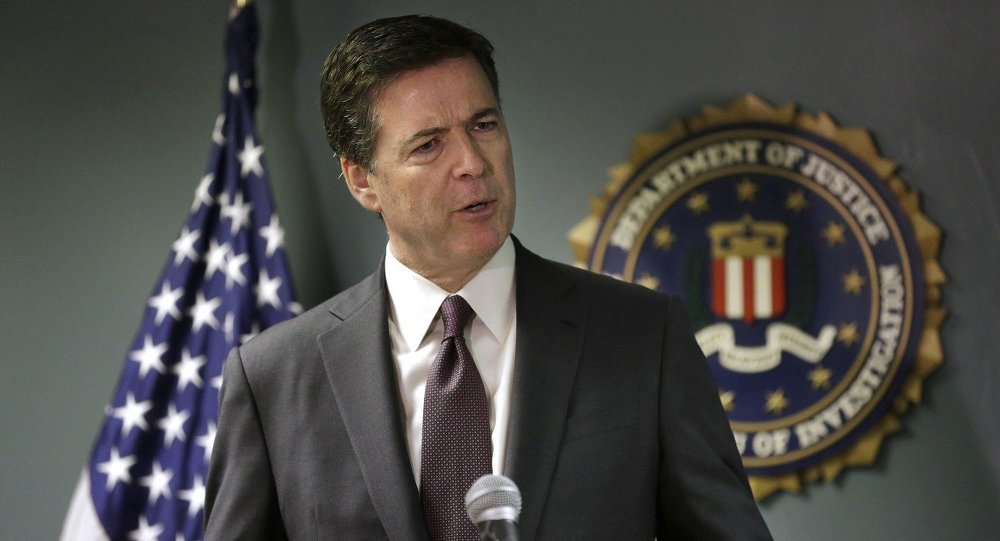 Direttore dell'FBI James Comey