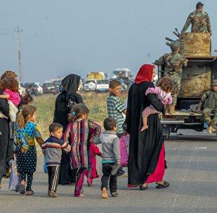 Rifugiati da Mosul