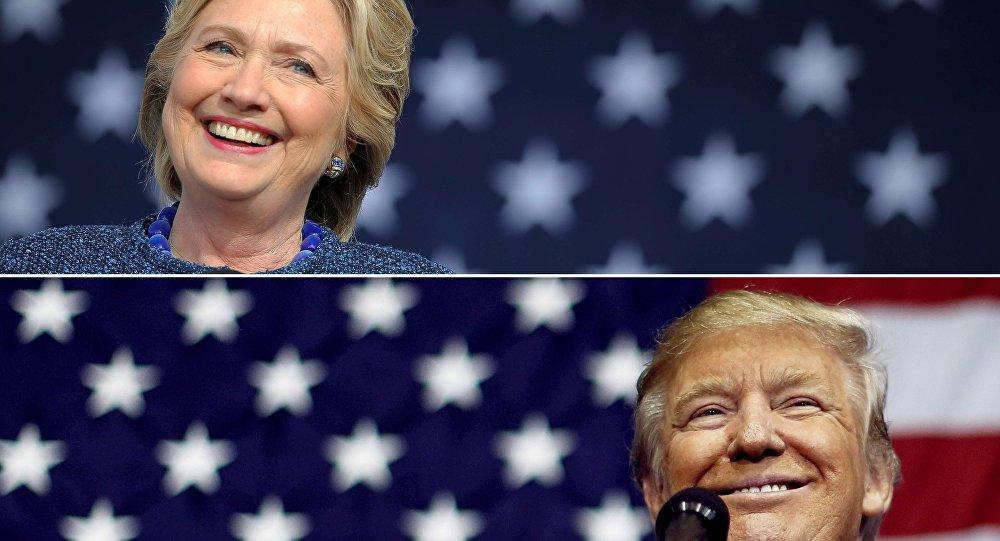 Candidati delle elezioni più discusse e contestate della storia americana: Hillary Clinton e Donald Trump