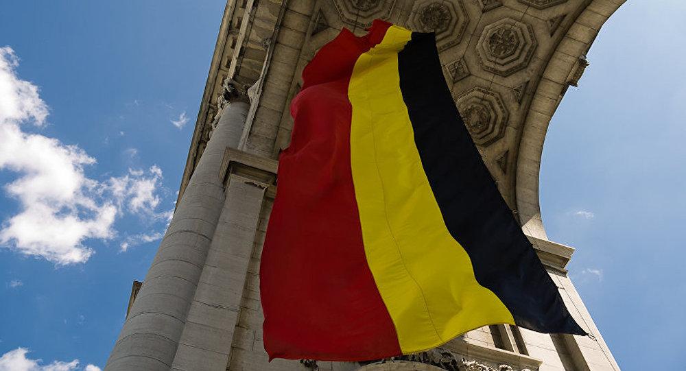 Bandiera del Belgio