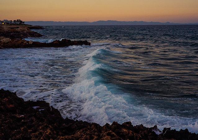 Il Mar Mediterraneo, Cipro