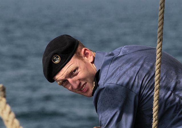 Marinaio delle forze navali britanniche