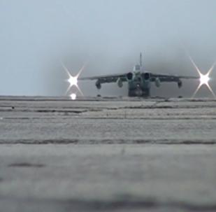 I cacciabombardieri Su-25