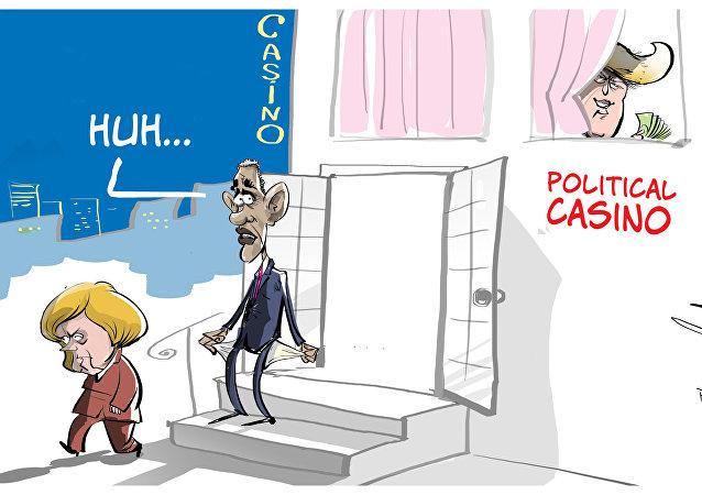 Merkel e Obama insieme per l'ultima volta
