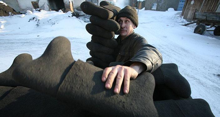 Valenki (stivali russi in feltro)