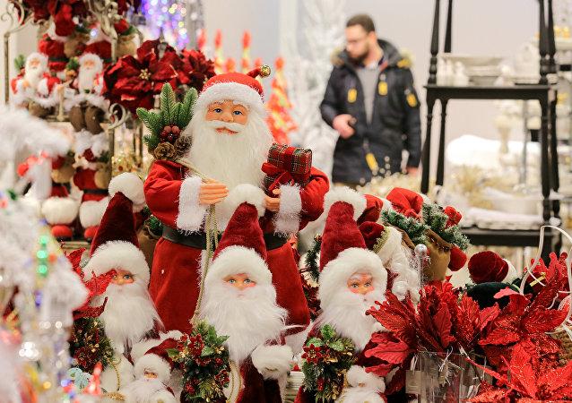 Tsum, Il Babbo Natale