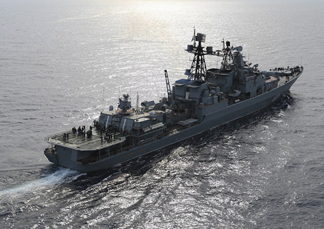 Cacciatorpediniere anti-sommergibile russo Vice-Ammiraglio Kulakov