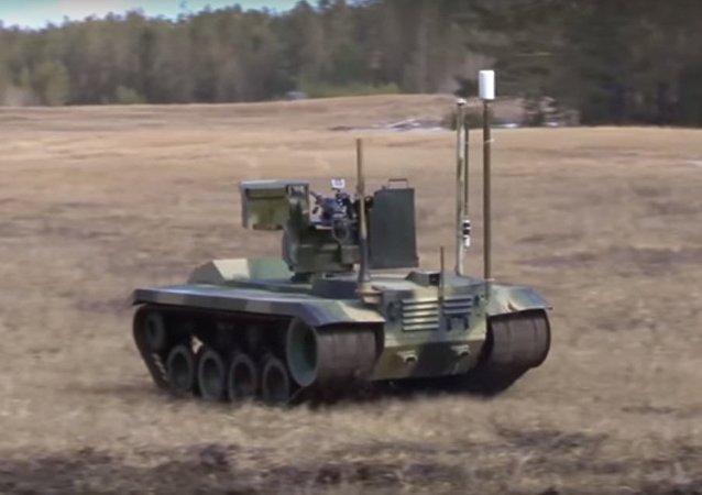 Nuovo robot difenderà i sili dei missili russi