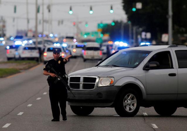 Polizia statunitense (foto d'archivio)