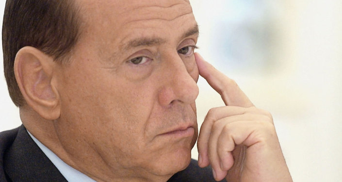 "Silvio Berlusconi parla di una ""miopia dell'Occidente"