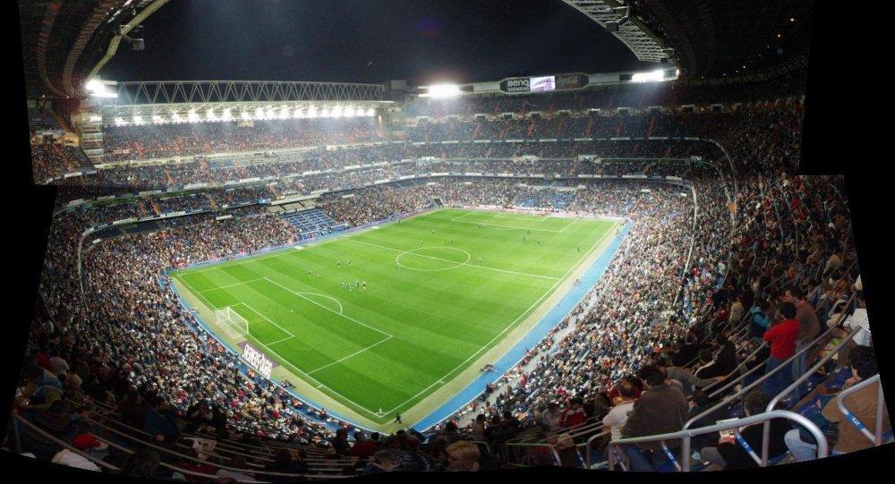 Estadio de Real Madrid