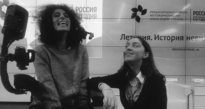 Letizia Renis e Tatiana Santi