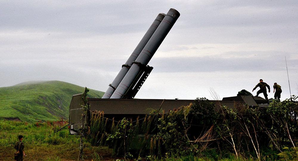 Sistema di difesa costiera Bastion