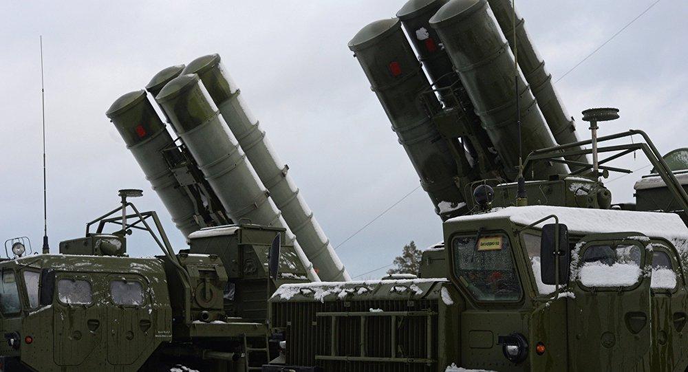 Sistemi antimissili S-400