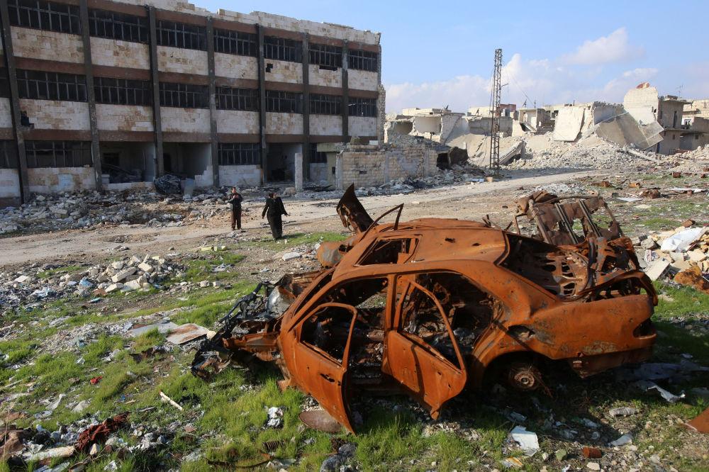 La liberazione di Aleppo