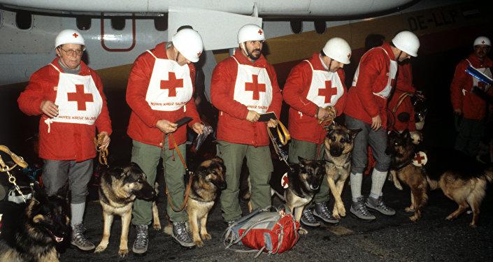 Soccoritori svizzeri