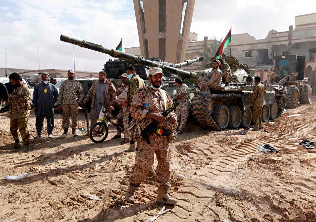 Esercito libico