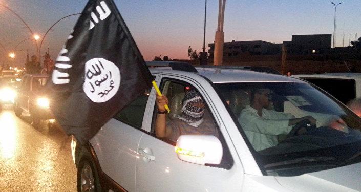 Militanti dell'ISIS a Mosul