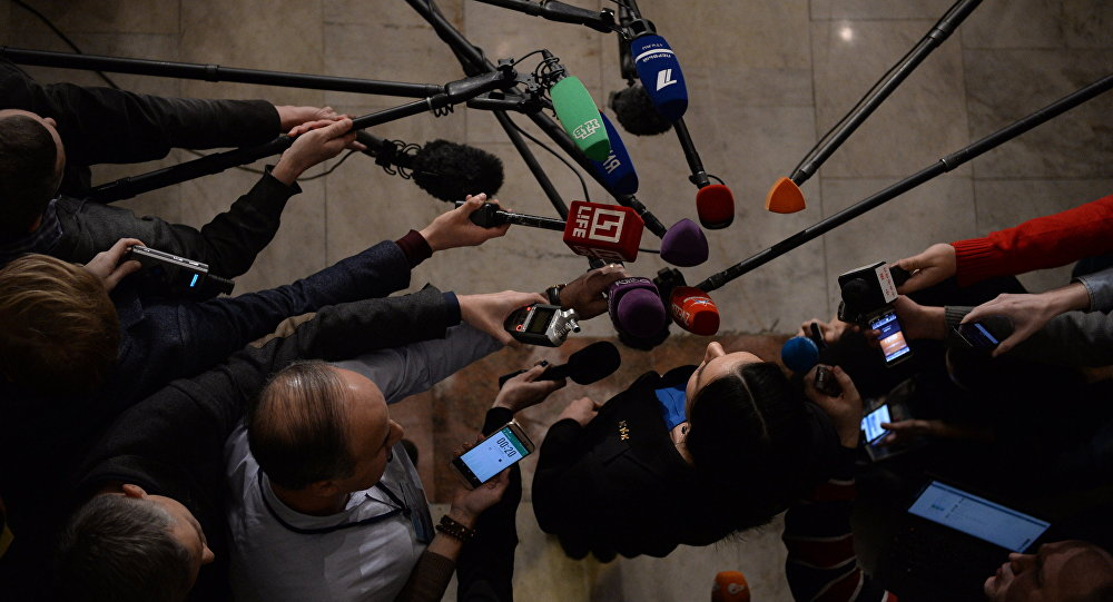 Mass media russi