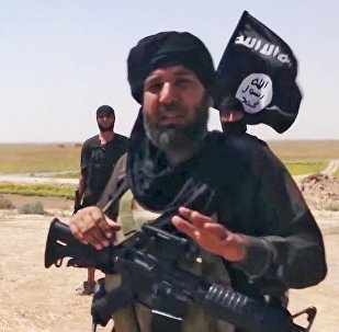 Bulldozing the border between Iraq and Syrian: The Islamic State