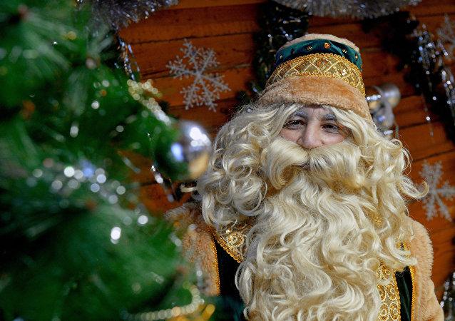 Kysh Babay, il cugino tartaro di Santa Claus
