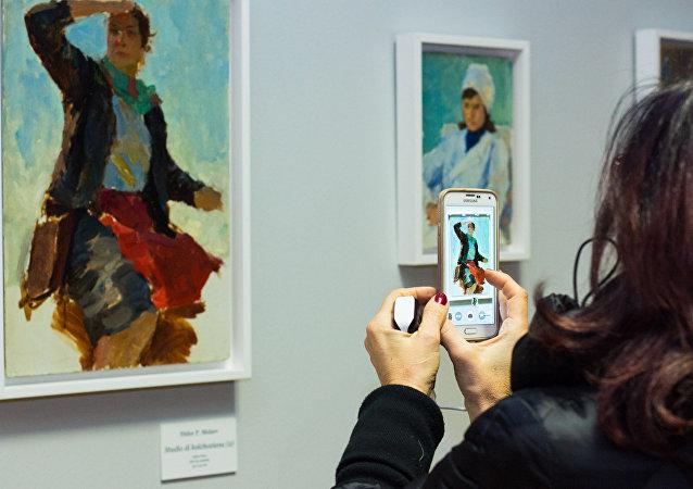 La mostra C'era una volta l'Urss, grande pittura figurativa d'oltrecortina
