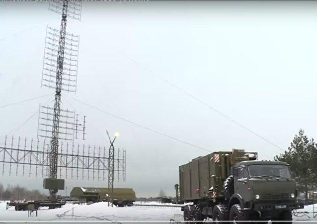 truppe radiotecniche russe