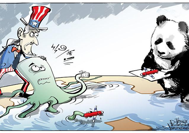 Cina restituisce il drone agli Usa