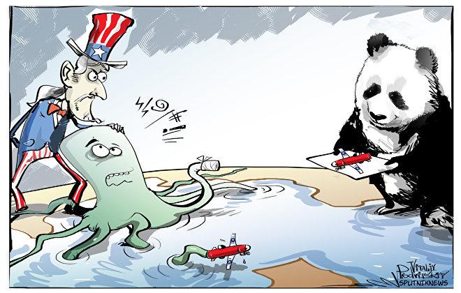 La Cina restituisce il drone agli Usa