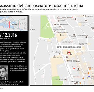 Assassinio dell'ambasciatore russo in Turchia