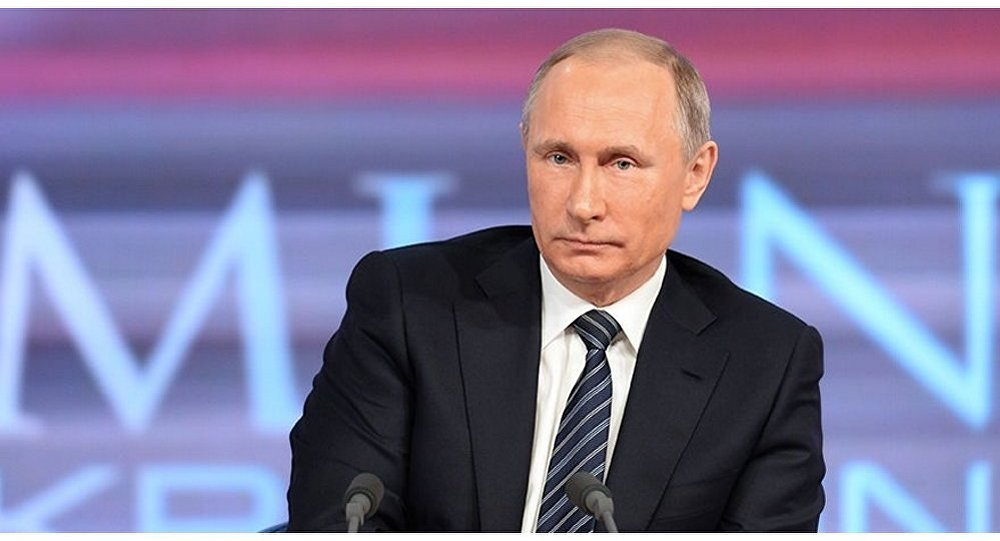 Putin alla conferenza stampa annuale